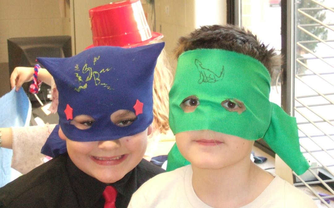 STA Andersonville 1: Circus of Superhero Shenanigans